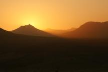 Puros Sunset