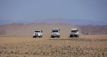 Drag race, Ganias Plains